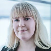 Legal Trainee Katri Harjuveteläinen